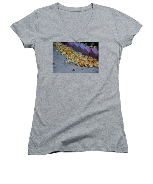 Parting Thoughts Women's V-Neck T-Shirt
