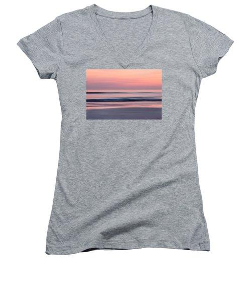 Predawn Surf I Women's V-Neck