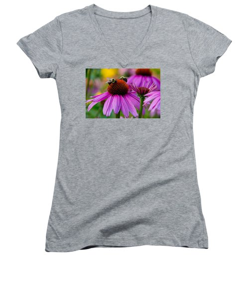 Sharing Women's V-Neck