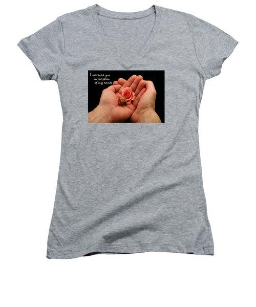 Sheltered Souls Women's V-Neck T-Shirt