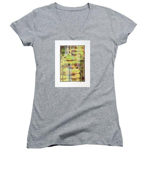 01329 Slip Women's V-Neck T-Shirt