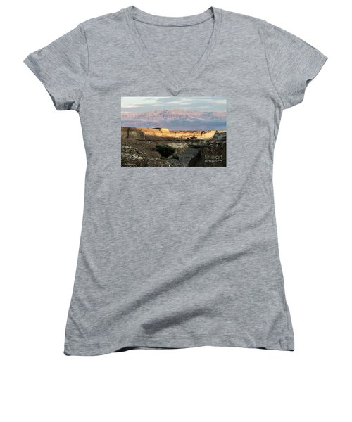 After Rain Colors 02 Women's V-Neck T-Shirt