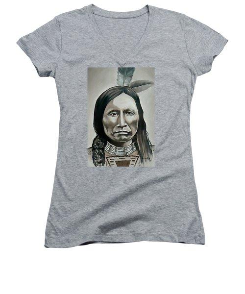 American Horse Women's V-Neck T-Shirt