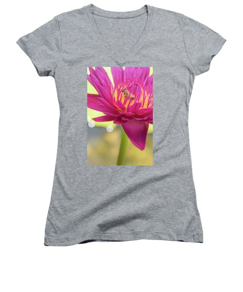 Attraction. Women's V-Neck