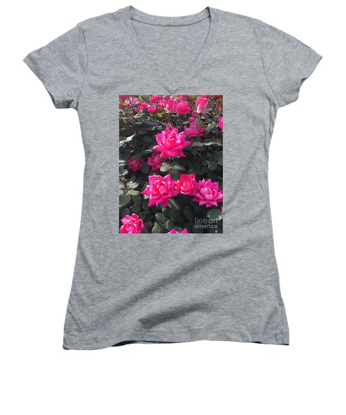 Enjoy The Simple Moments Women's V-Neck