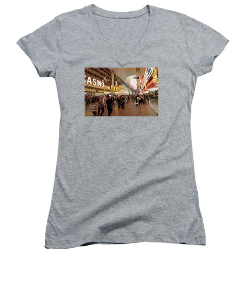 Experience This Women's V-Neck