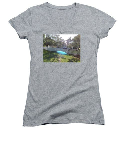 Gods Backyard Women's V-Neck