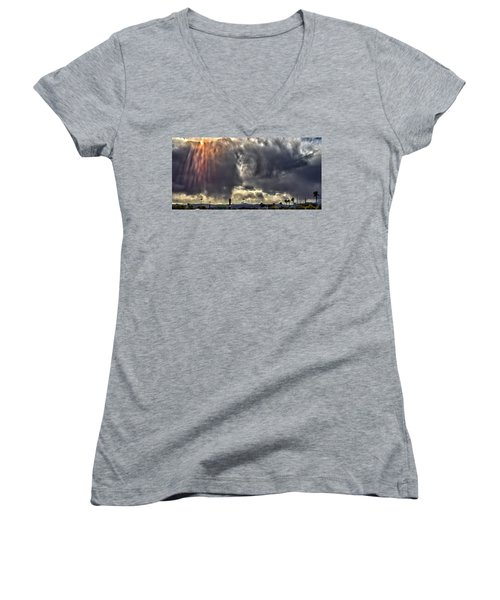 I Am That, I Am Women's V-Neck T-Shirt