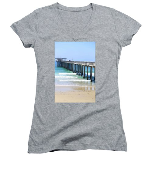 Into The Ocean Women's V-Neck
