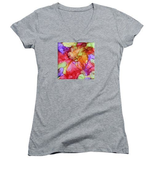 Sprinkled With Pixie Dust Women's V-Neck (Athletic Fit)