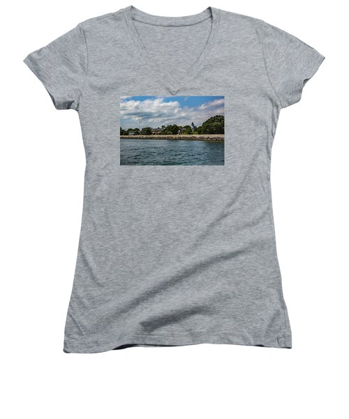 Old Point Comfort Light Women's V-Neck
