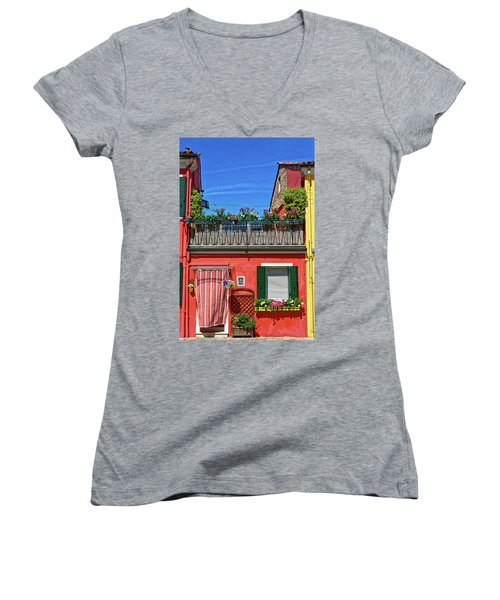 Do Not Forget To Water The Plants Women's V-Neck