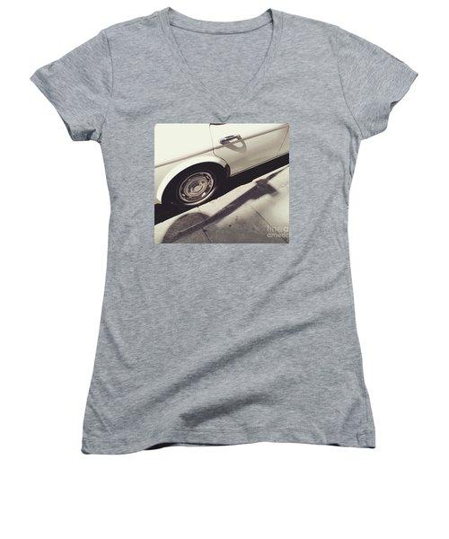 Rolls Royce Baby Women's V-Neck T-Shirt