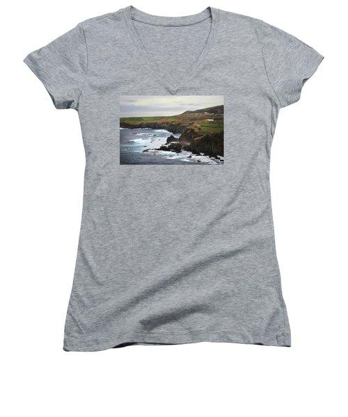 Terceira Coastline Women's V-Neck
