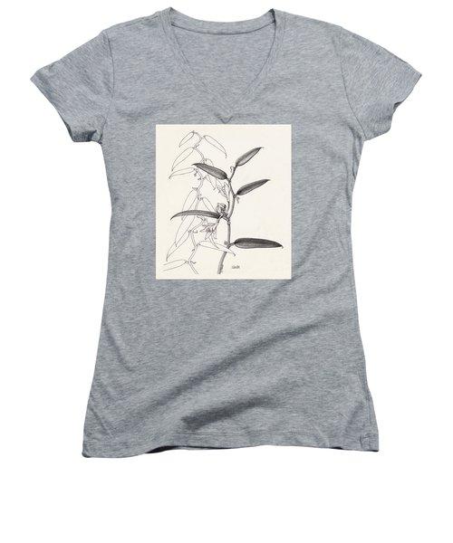 Vanilla Women's V-Neck