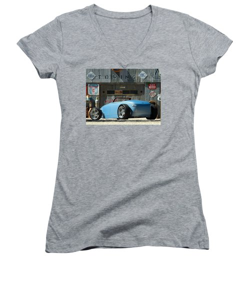 Volvo Women's V-Neck