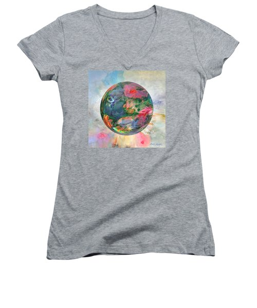 Watermark Women's V-Neck