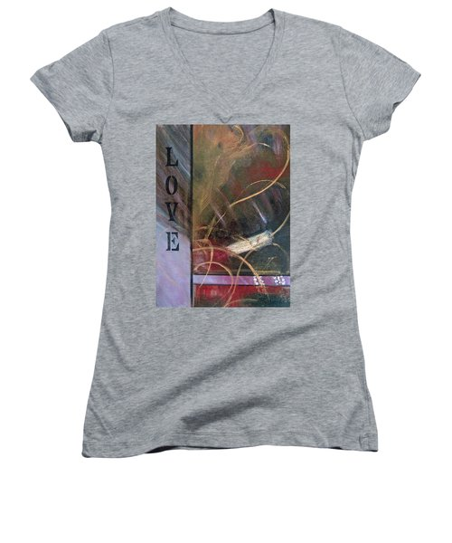What The World Needs Now Women's V-Neck