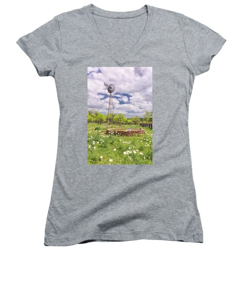 Wind And Water Women's V-Neck