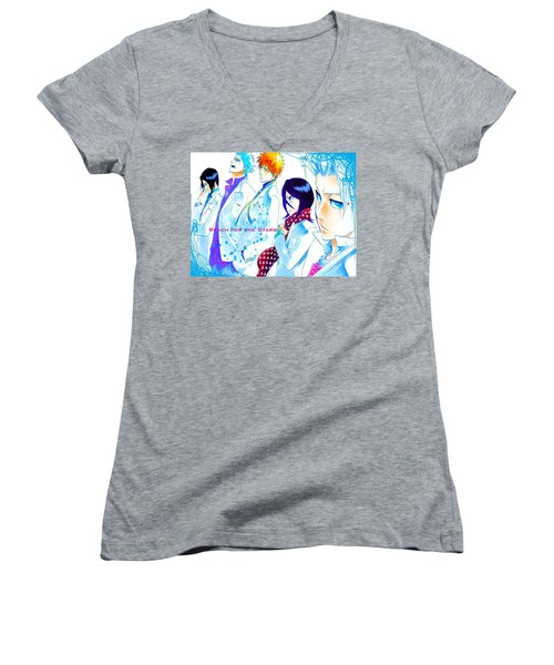 Bleach Women's V-Neck
