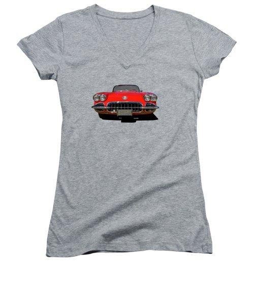 1959 Classic Women's V-Neck T-Shirt