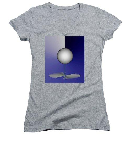 Balance Women's V-Neck T-Shirt