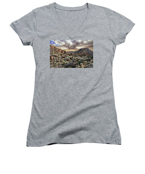 Big Bend National Park Women's V-Neck