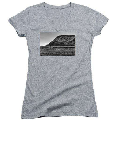 Fresh Kills Women's V-Neck T-Shirt