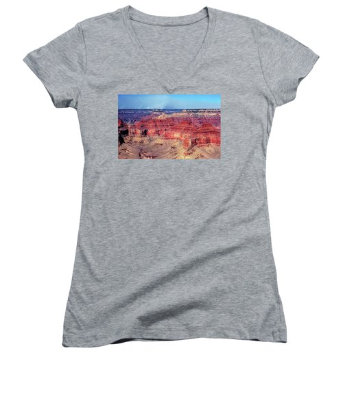 Grand Canyon - Arizona, U.s.a. Women's V-Neck