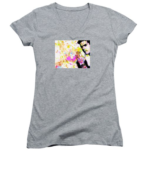 Kaka Women's V-Neck T-Shirt