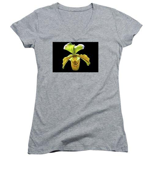 Orchid Women's V-Neck