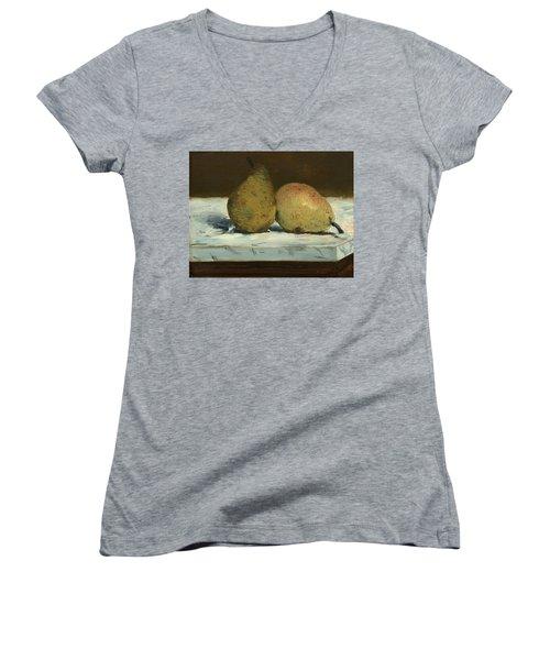 Pears Women's V-Neck