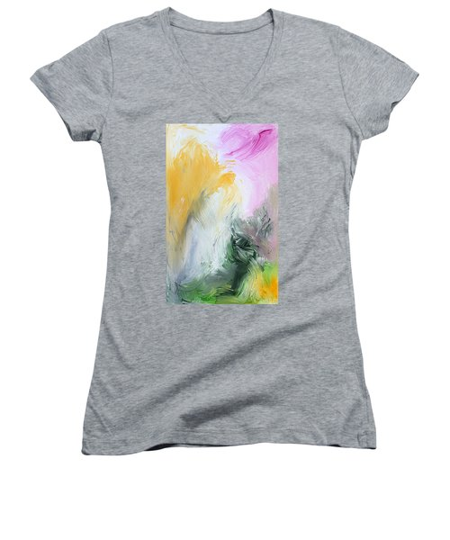 Sweet Dreams Women's V-Neck T-Shirt