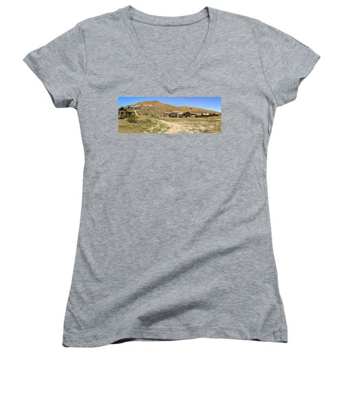 The Ghost Town Women's V-Neck