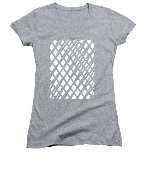 Abstract Modern Graphic Designs By Navinjoshi Fineartamerica Pixels Women's V-Neck