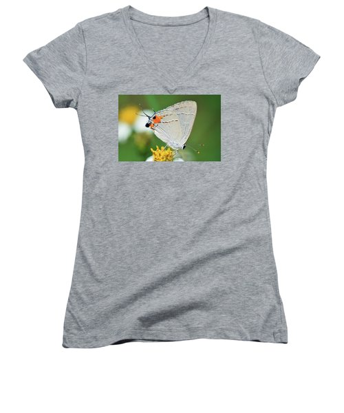 Hairstreak Women's V-Neck