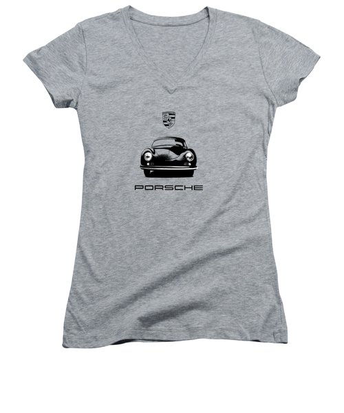 356 Women's V-Neck T-Shirt (Junior Cut) by Mark Rogan