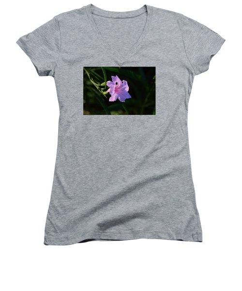 Early Light Women's V-Neck T-Shirt