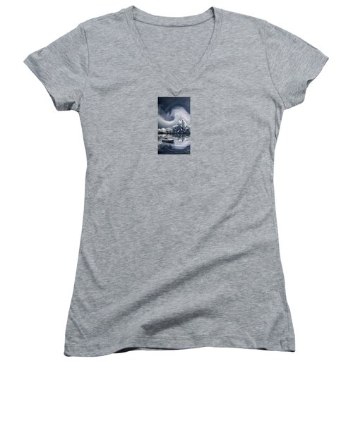 4412 Women's V-Neck T-Shirt