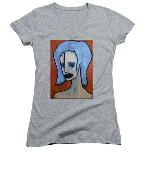 Halloween Women's V-Neck (Athletic Fit)