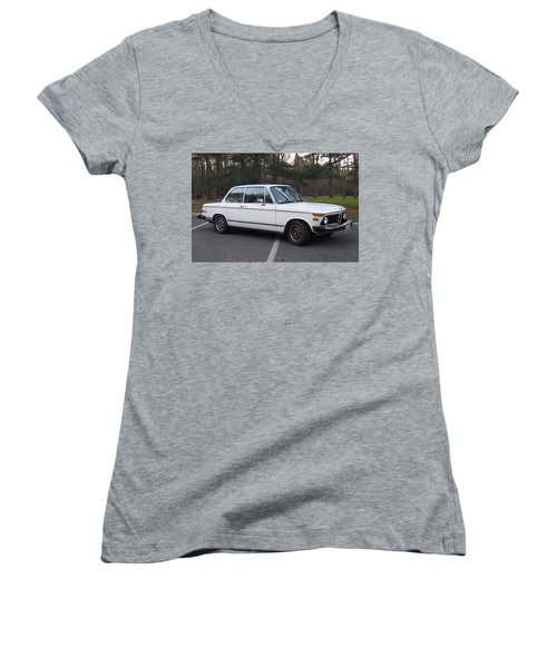 Bmw 2 Series Women's V-Neck