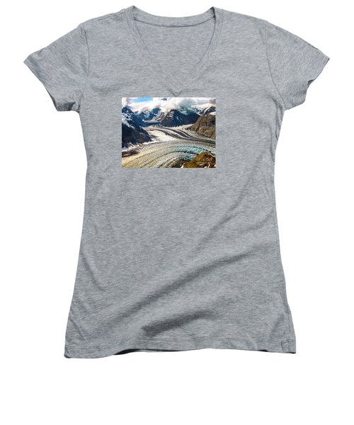 Denali National Park Women's V-Neck