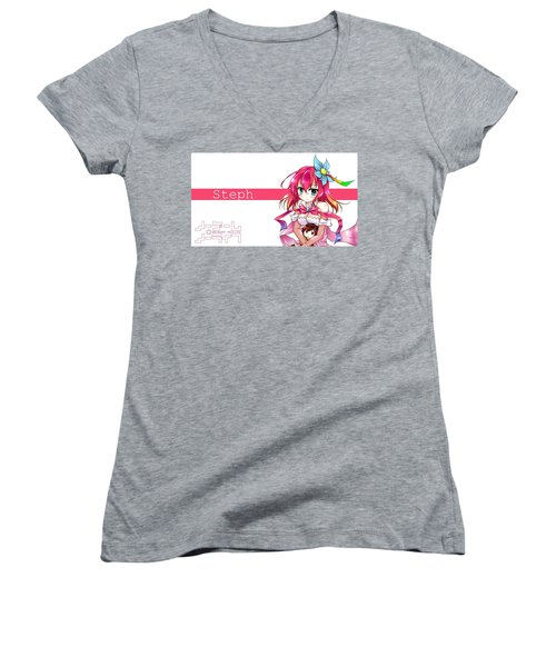 No Game No Life Women's V-Neck