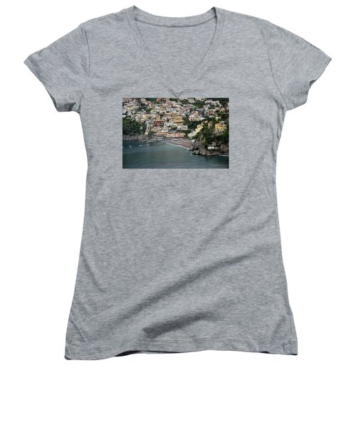 Positano Women's V-Neck T-Shirt