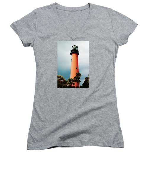 The Lighthouse Women's V-Neck