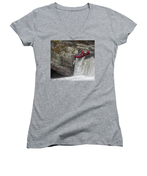 ALF Women's V-Neck T-Shirt