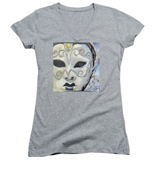 #7 Gaia Women's V-Neck T-Shirt