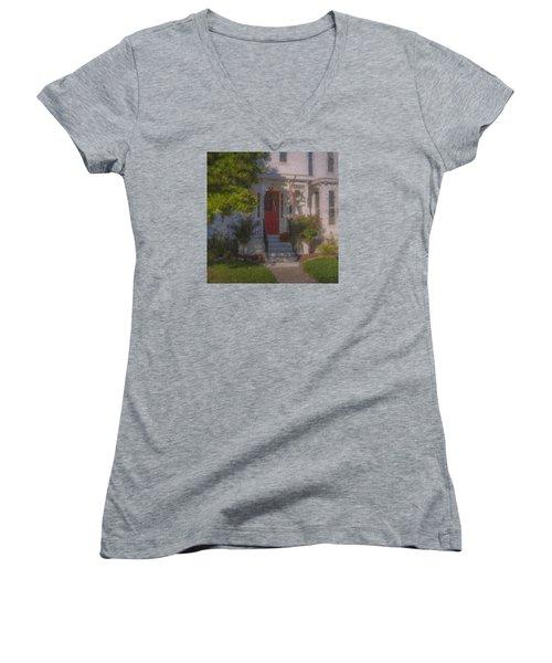 7 Williams Street Women's V-Neck T-Shirt