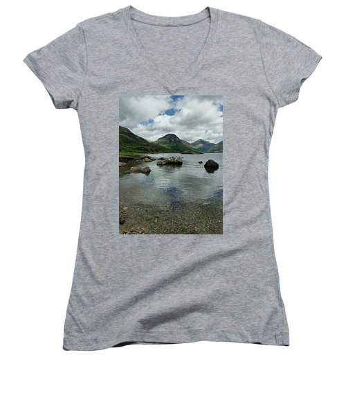 Wastwater Women's V-Neck