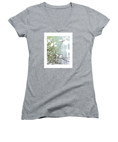 #88 Women's V-Neck T-Shirt